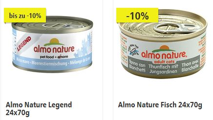 almo nature legend fressnapf