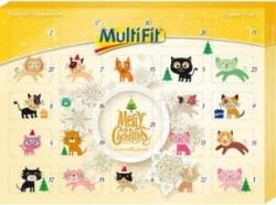 MultiFit Adventskalender für Katze