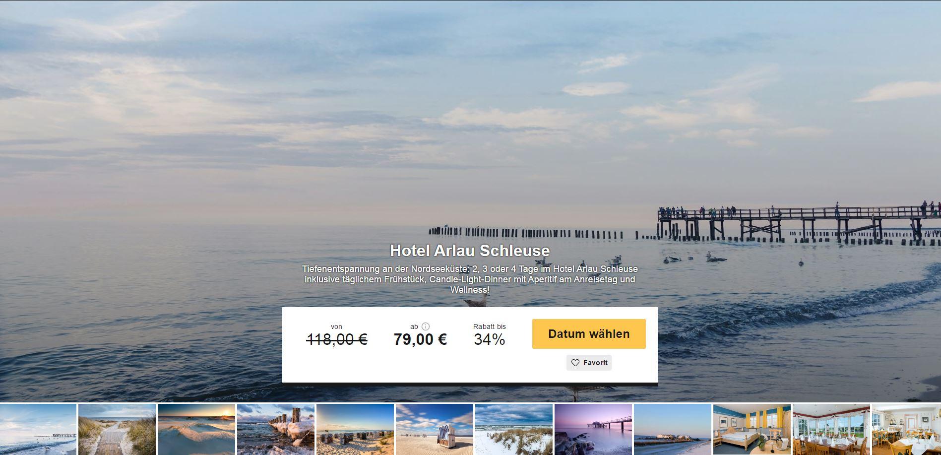 nordsee 3 tage inkl hotel fr hst ck mehr nur 79. Black Bedroom Furniture Sets. Home Design Ideas