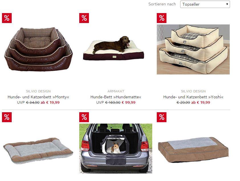 hundezubeh r und futter bei im angebot. Black Bedroom Furniture Sets. Home Design Ideas