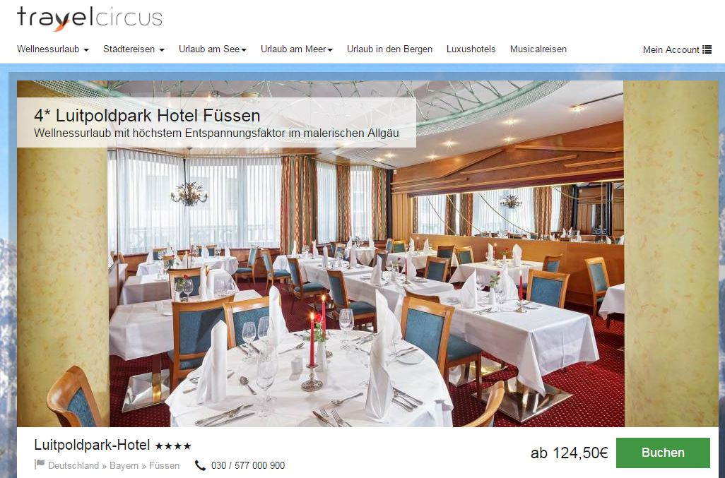 Allgau Wellneb Hotel