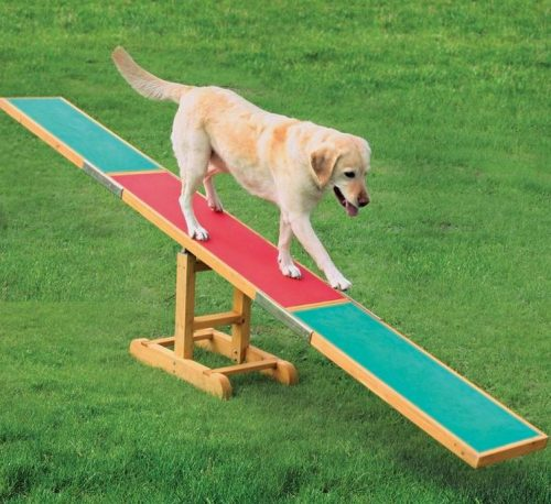 Agility_Wippe