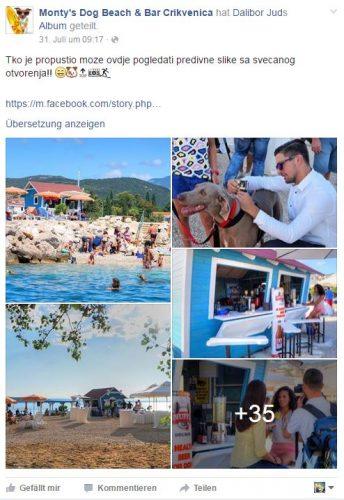 Dog Beach_Kroatien2