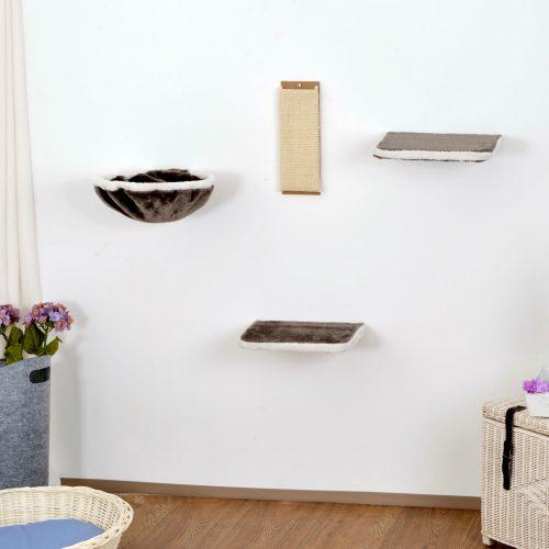 kletterwand f r katzen jetzt um bis zu 30 reduziert. Black Bedroom Furniture Sets. Home Design Ideas