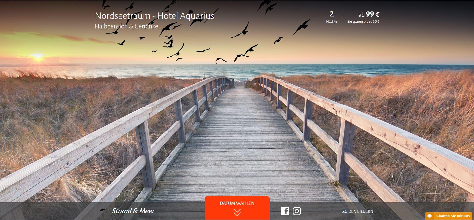 Hotel Wellneb Nordsee