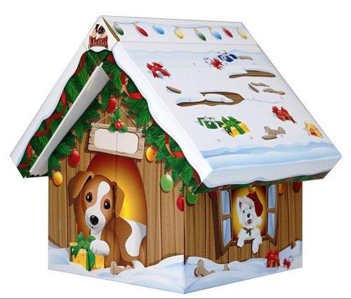 BIO-Adventshäuschenfür Hunde