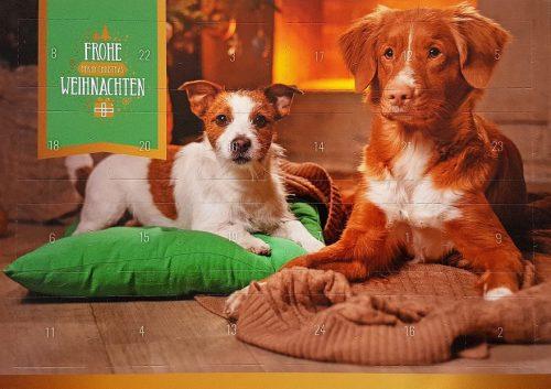 Adventskalender für Hunde von Lucky-Pet