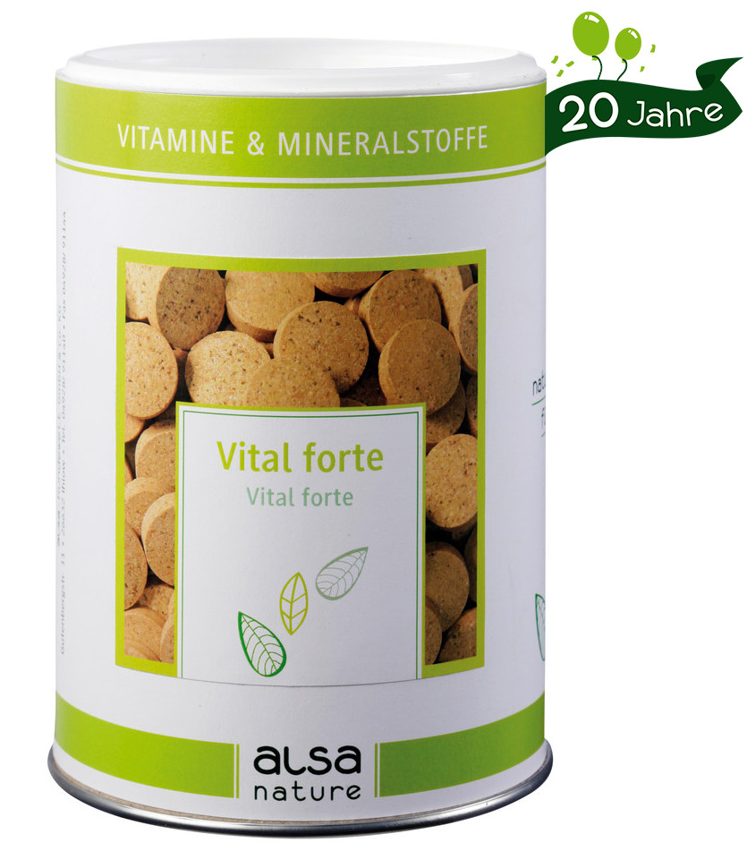 alsa-nature Vital Forte