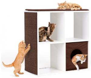 kletterletter katzenm bel bekannt aus die h hle der l wen. Black Bedroom Furniture Sets. Home Design Ideas