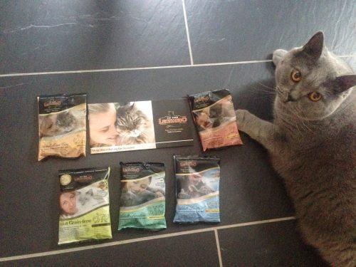 Kostenloses Katzenfutter Leonardo