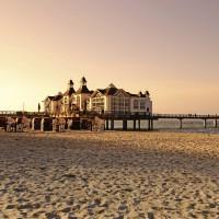 Rügen Beach Sunset iStock_000013519350_Large