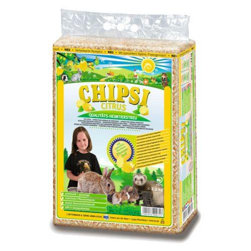 Chipsi-Citrus-Heimtiereinstreu-60l