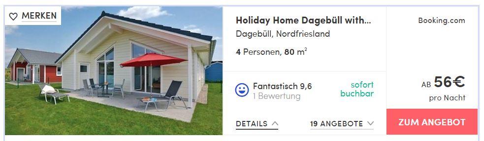 ferienhaus an der nordsee f r 4 personen schon ab 56. Black Bedroom Furniture Sets. Home Design Ideas
